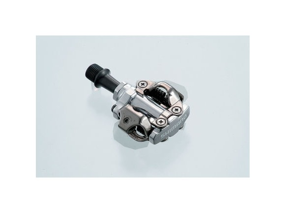 SHIMANO PD-M540 MTB SPD pedals - two sided mechanism click to zoom image
