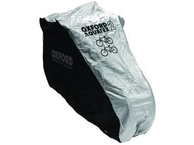 OXFORD ESSENTIAL RIDER EQUIPMENT Aquatex Cycle Cover 2 bike