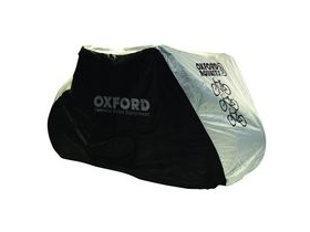 OXFORD ESSENTIAL RIDER EQUIPMENT Aquatex Cycle Cover 3 bike