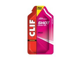 CLIF BAR Shot Energy Gel Razz