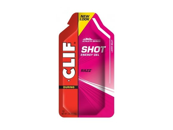 CLIF BAR Shot Energy Gel Razz click to zoom image