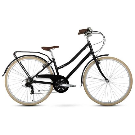 FORME Hartington A21 Classic Bike 700c Black click to zoom image