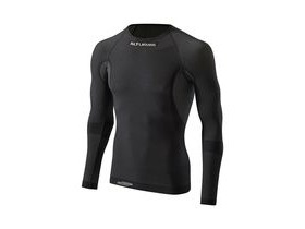 Altura Thermocool Long Sleeve Baselayer 2016: Black