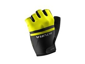 Altura Kids Airstream Mitts: Hi-viz Yellow/black 5-6 Years