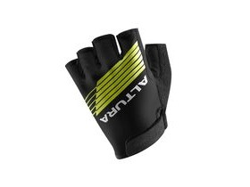 Altura Kids Sportive Mitts 2016: Black/hi Viz Yellow 5-6 Years