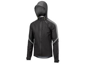 Altura Nightvision Cyclone Jacket 2018: Charcoal 3xl