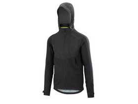 Altura Nightvision Thunderstorm Jacket 2018: Charcoal/charcoal Reflective