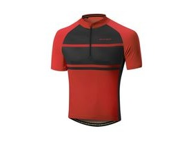 Altura Airstream 2 Short Sleeve Jersey: Team Red/black