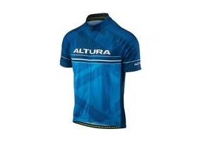 Altura Team Short Sleeve Jersey 2018: Blue