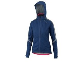 Altura Womens Nightvision Cyclone Jacket 2018: Blue