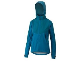 Altura Womens Nightvision Thunderstorm Jacket 2018: Teal/teal Reflective
