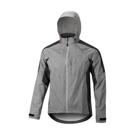 Altura Nightvision Tornado Waterproof Jacket Grey click to zoom image
