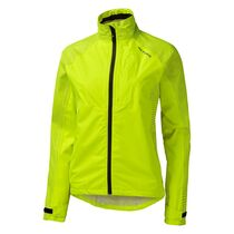 Altura Nightvision Storm Women's Waterproof Jacket Hi Viz Yellow