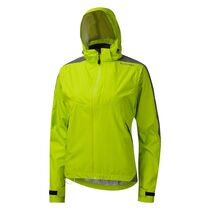 Altura Nightvision Typhoon Women's Waterproof Jacket Lime Green