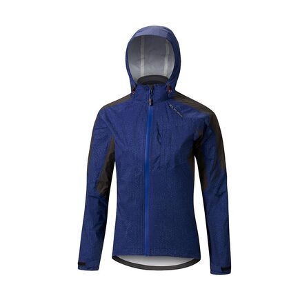 Altura Nightvision Tornado Womens Waterproof Jacket Navy click to zoom image