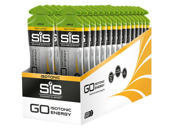Science In Sport GO Isotonic Gel apple 60ml click to zoom image