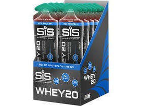 Science In Sport WHEY20 Protein supplement - chocolate mint 78ml