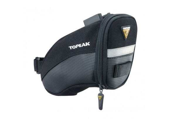 Topeak Aero Wedge w/Quickclick Small click to zoom image