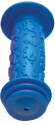 ETC Dinosaur Grips 100mm Blue click to zoom image
