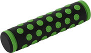 ETC Smiley Face Grips 125mm 125mm Black/Gree  click to zoom image