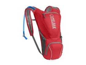 CAMELBAK Rogue Hydration Pack Racing Red/Silver 2.5l/85oz