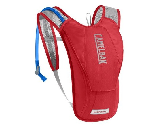 CAMELBAK Hydrobak Hydration Pack Racing Red/Silver 1.5l/50oz click to zoom image