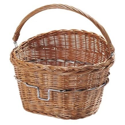 RIXEN KAUL Wicker Basket click to zoom image