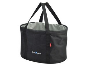 RIXEN KAUL Shopper Pro Black Handlebar Bag