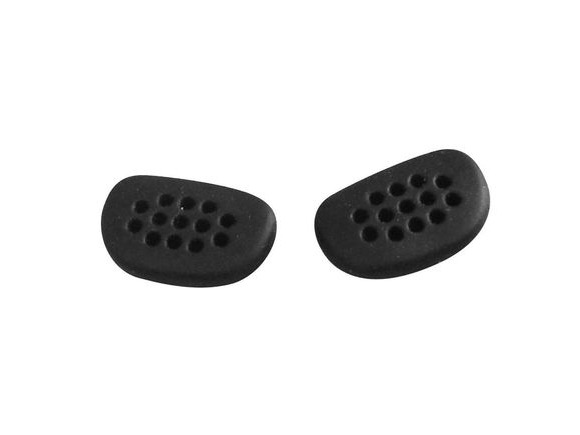 TIFOSI Replacement Nose Piece Black For Slip, Ventus click to zoom image