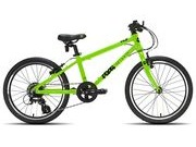 FROG BIKES Frog 55  Green  click to zoom image