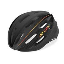 GIRO Foray Road Helmet Matte Grey Firechrome