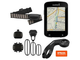 GARMIN Edge 820 GPS- enabled performance bundle - speed/cadence and HRM