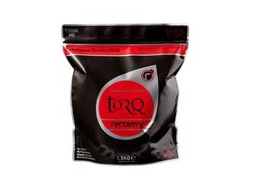 TORQ Recovery Drink (1x 1.5kg) Strawberries & Cream